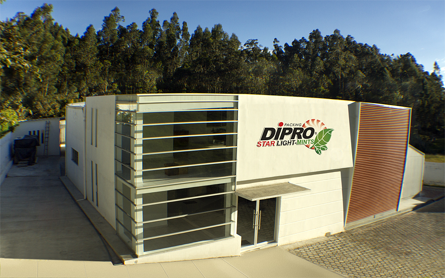 Planta industrial Dipropacking